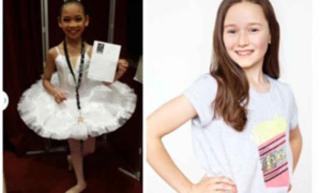 2 students accepted into the prestigious Australian Ballet School